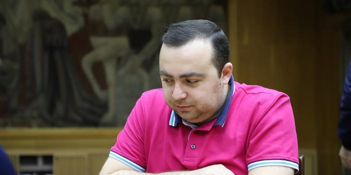 iTigran L. Petrosyan and Manuel Petrosyan start in 2nd Sharjah Masters